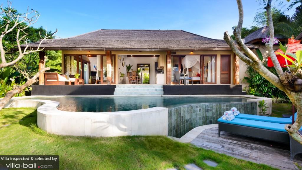 Villa Kubu Bidadari