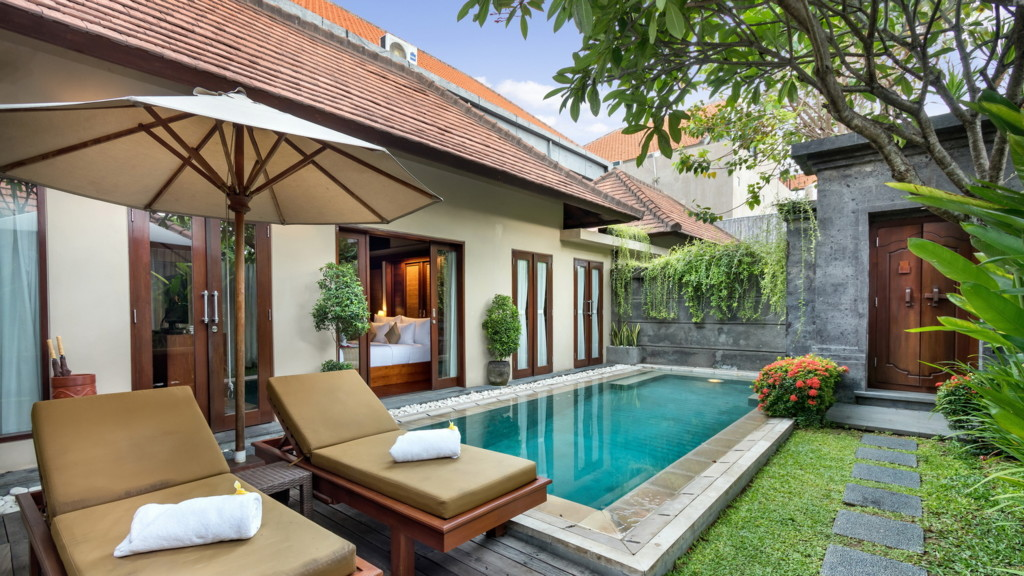 Nyuh Bali Villas Honeymoon Suite