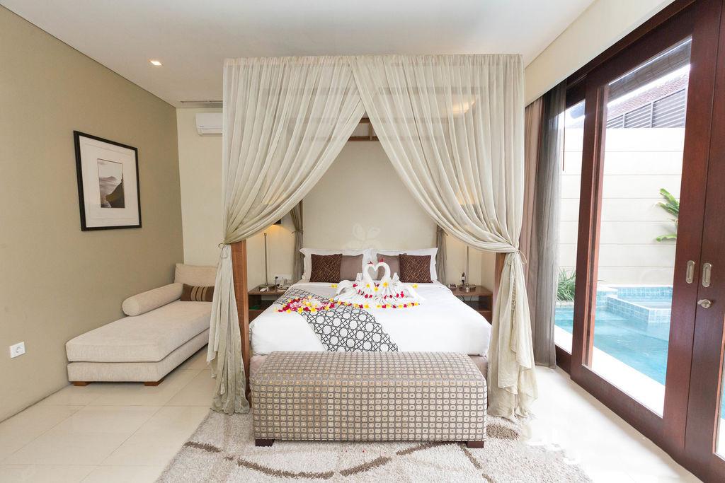 Pradha Villas - villa with private pool