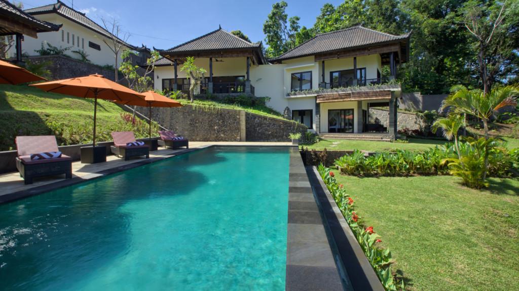Villa Cahaya Selat