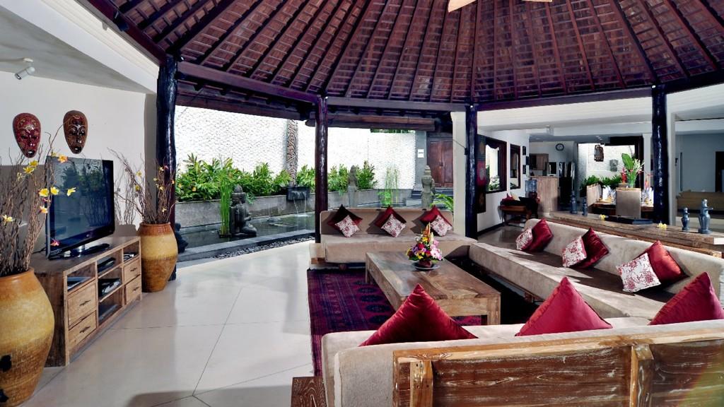 Villa Kubu Dewi Sri