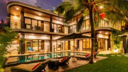 Villa Vedas In Tabanan Bali 8 Bedrooms Best Price Reviews