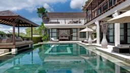 Villa Cara In Jimbaran Bali 5 Bedrooms Best Price Reviews