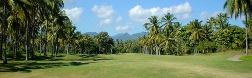 GEC Rinjani Country Club Golf Course