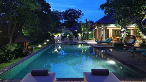 The Shanti Residence In Nusa Dua Bali 7 Bedrooms Best Price Reviews