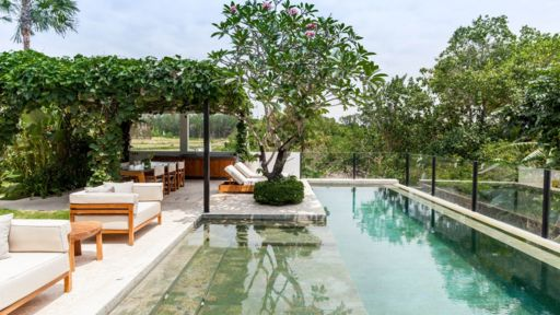 Villa Mandala Home In Canggu Bali 5 Bedrooms Lowest Price Available