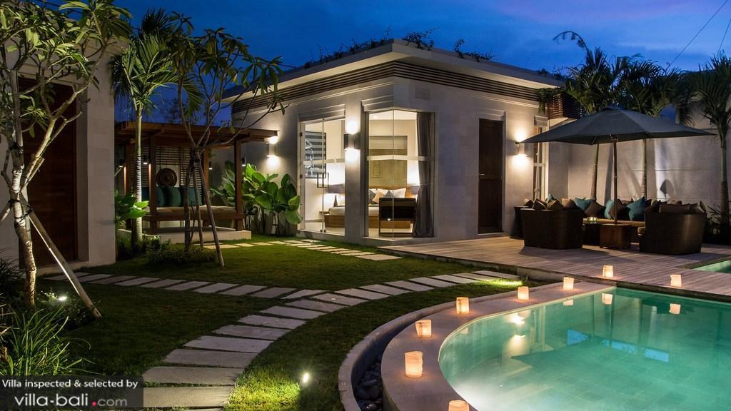 Belle Villa In Seminyak Bali 3 Bedrooms Best Price