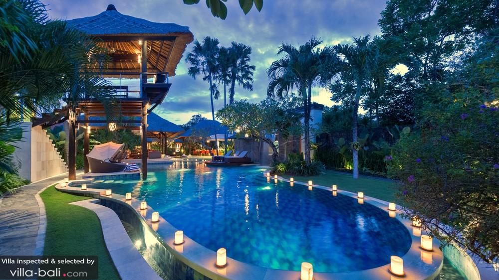 Villa seminyak 2 bedroom