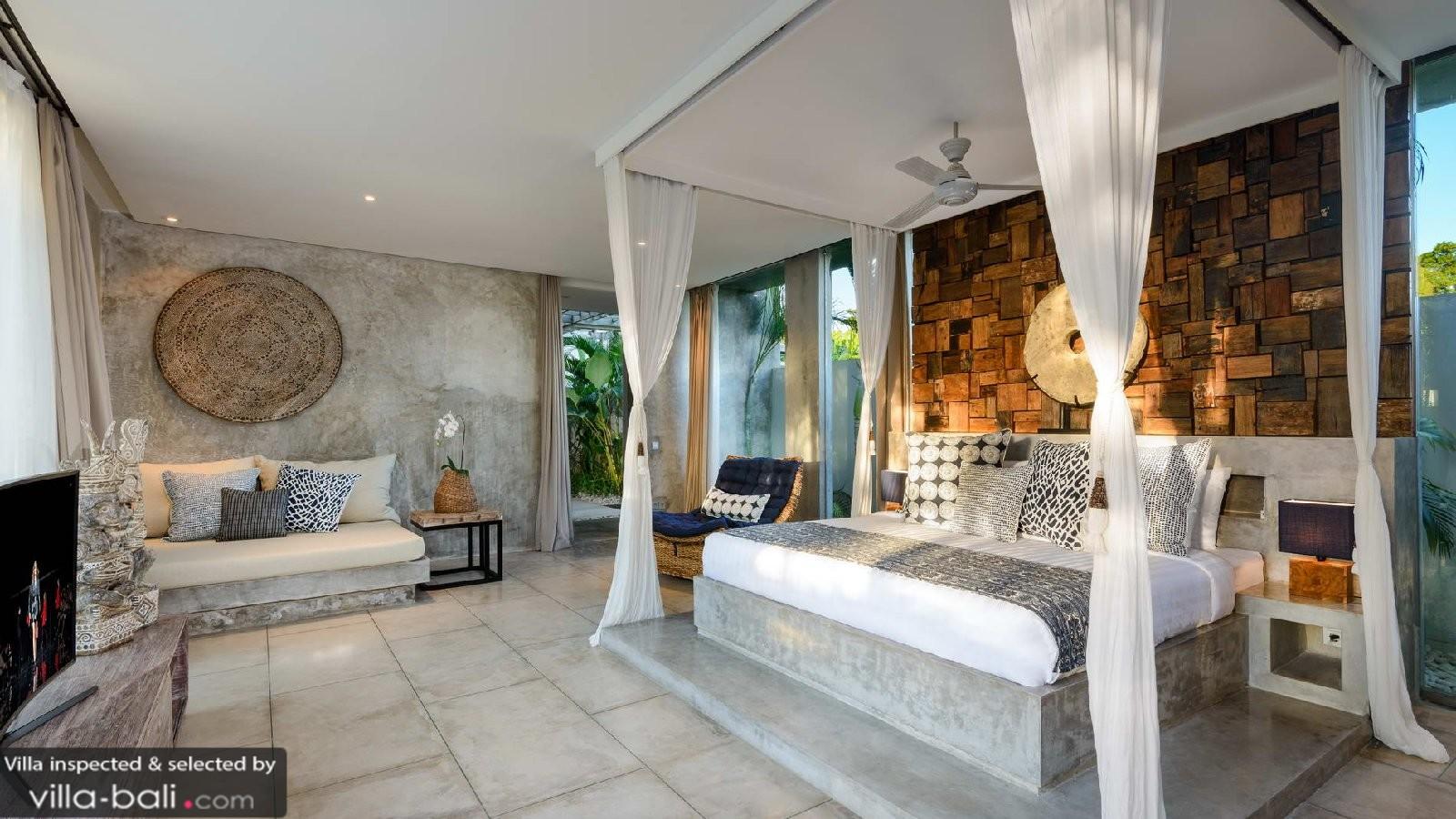 Villa ipanema in canggu bali 5 bedrooms best price - Villas en bali ...