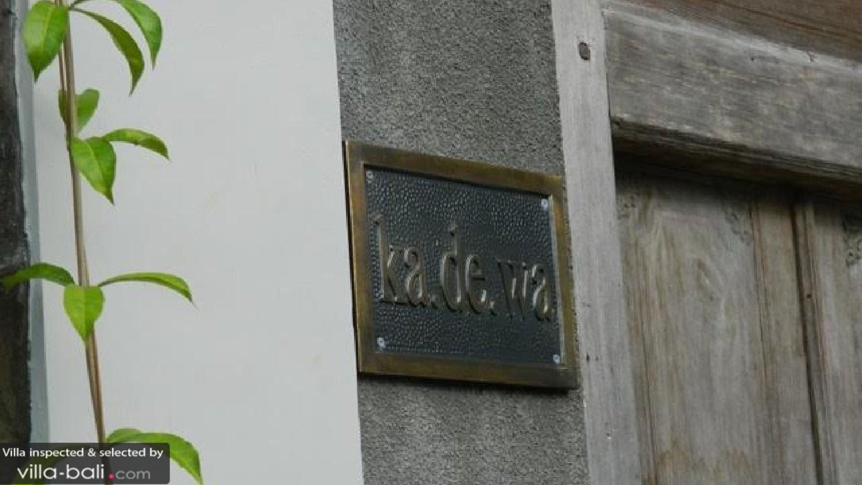 Villa Kadewa in Ubud & omgeving, Bali - 3 slaapkamers