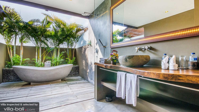 Villa Yoga In Seminyak Bali Schlafzimmer